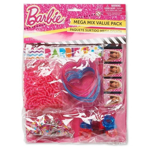 Barbie Party Favor Pack - 48ct - image 1 of 2
