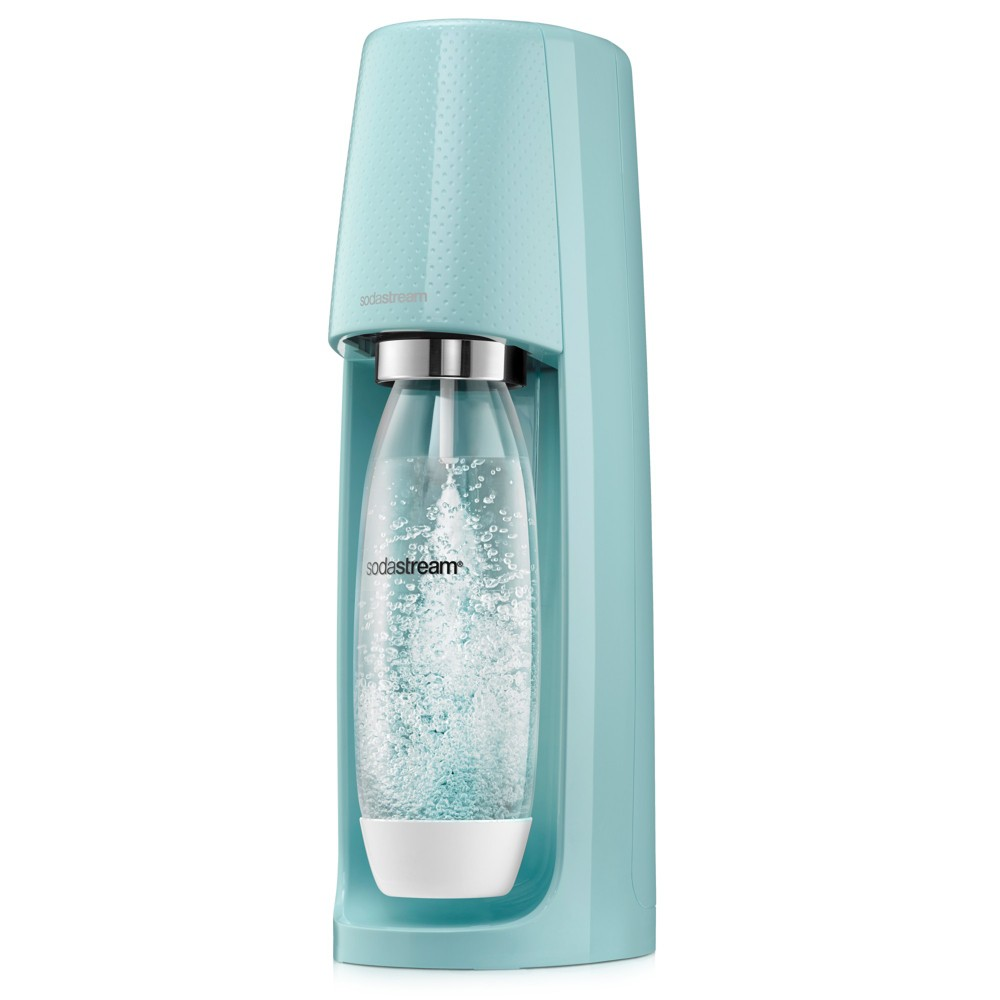 Image of SodaStream Fizzi Sparkling Water Maker Icy Blue