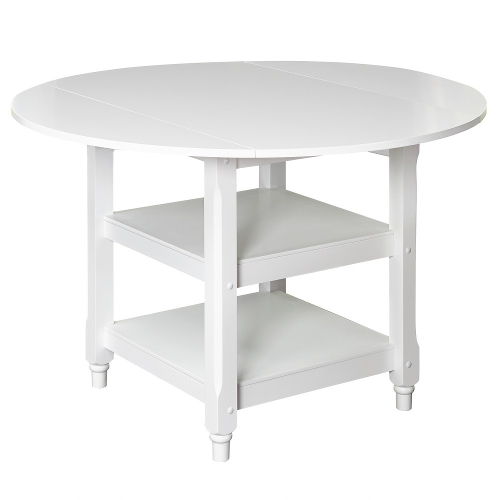 Cottage Dining Table - White - Target Marketing Systems