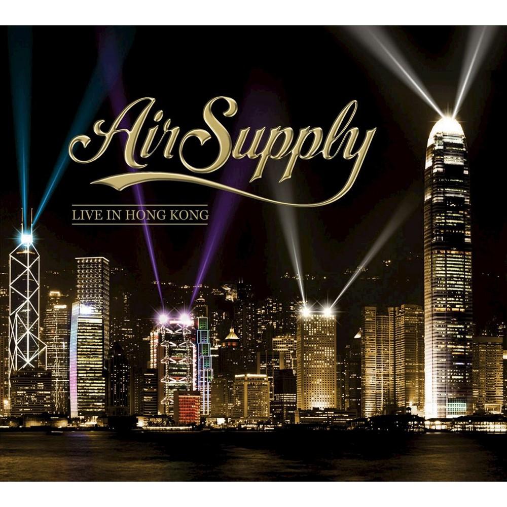 Air Supply - Air Supply:Live In Hong Kong (CD)