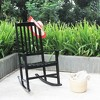 Alston Wood Porch Rocking Chair - Cambridge Casual - image 3 of 4