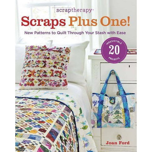 Scraptherapy Scraps Plus One! - by  Joan Ford (Paperback) - image 1 of 1