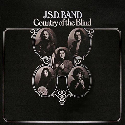 J.S.D. band - Country of the blind (CD) - image 1 of 1