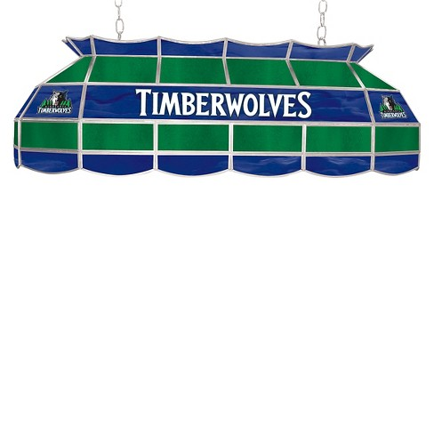 Minnesota Timberwolves Tiffany Style Lamp - 40 inch - image 1 of 1