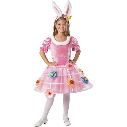 Girls' Easter Bunny Basket Costume- Spritz™ - image 1 of 2