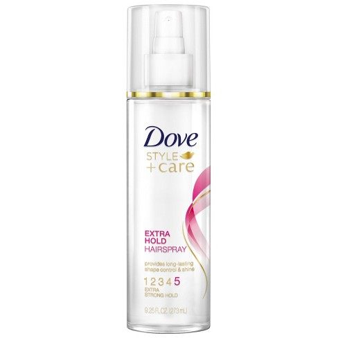 Dove Beauty Style + Care Extra Hold Hairspray - 9.25 fl oz - image 1 of 4