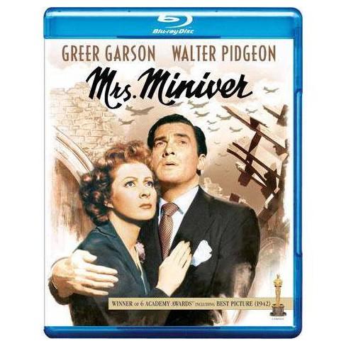 Mrs. Miniver (Blu-ray) - image 1 of 1