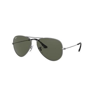 Ray-Ban RB3025 58mm Aviator Male Pilot Sunglasses