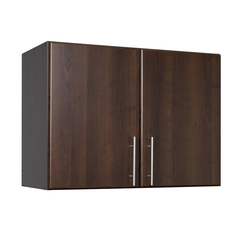 32 Elite Stackable Wall Cabinet Espresso - Prepac
