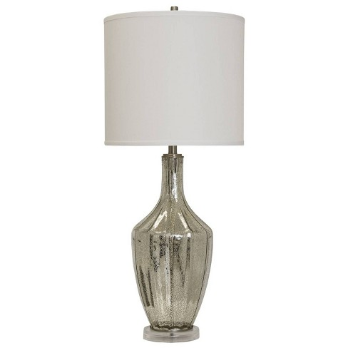 Northbay Table Lamp Dark Silver - StyleCraft - image 1 of 3