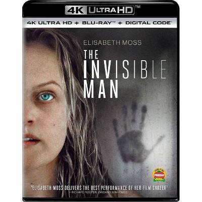The Invisible Man (4K/UHD)(2020)