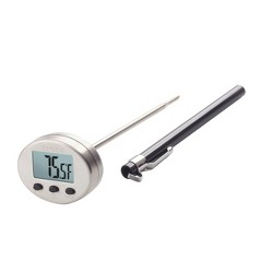 Taylor Stainless Steel Instant Read Kitchen Thermometer