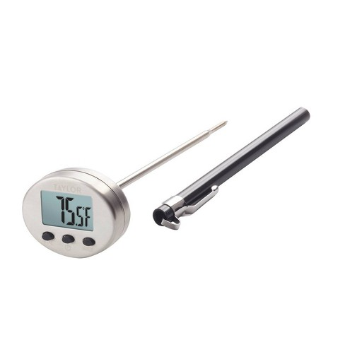 Taylor Stainless Steel Instant Read Kitchen Thermometer Target