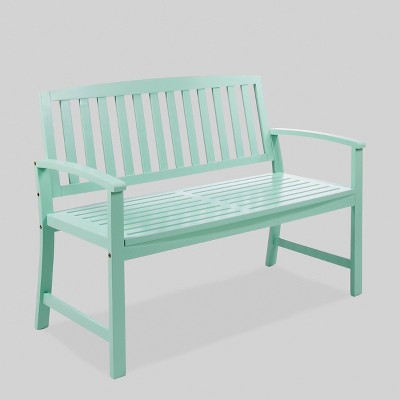 Loja Acacia Wood Bench - Christopher Knight Home