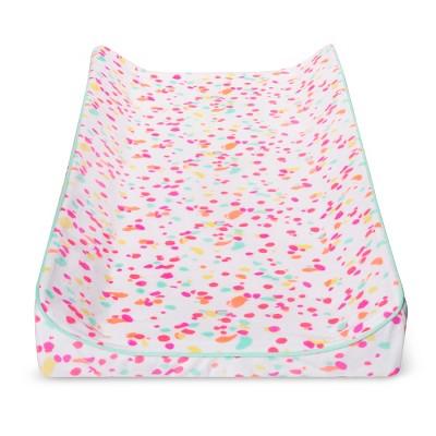 Oh Joy!® Changing Pad Cover - Petal Dots - Pink