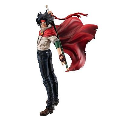 "MegaHouse Gundam Guys Generation GGG Domon Kasshu 9"" PVC Statue Figure"