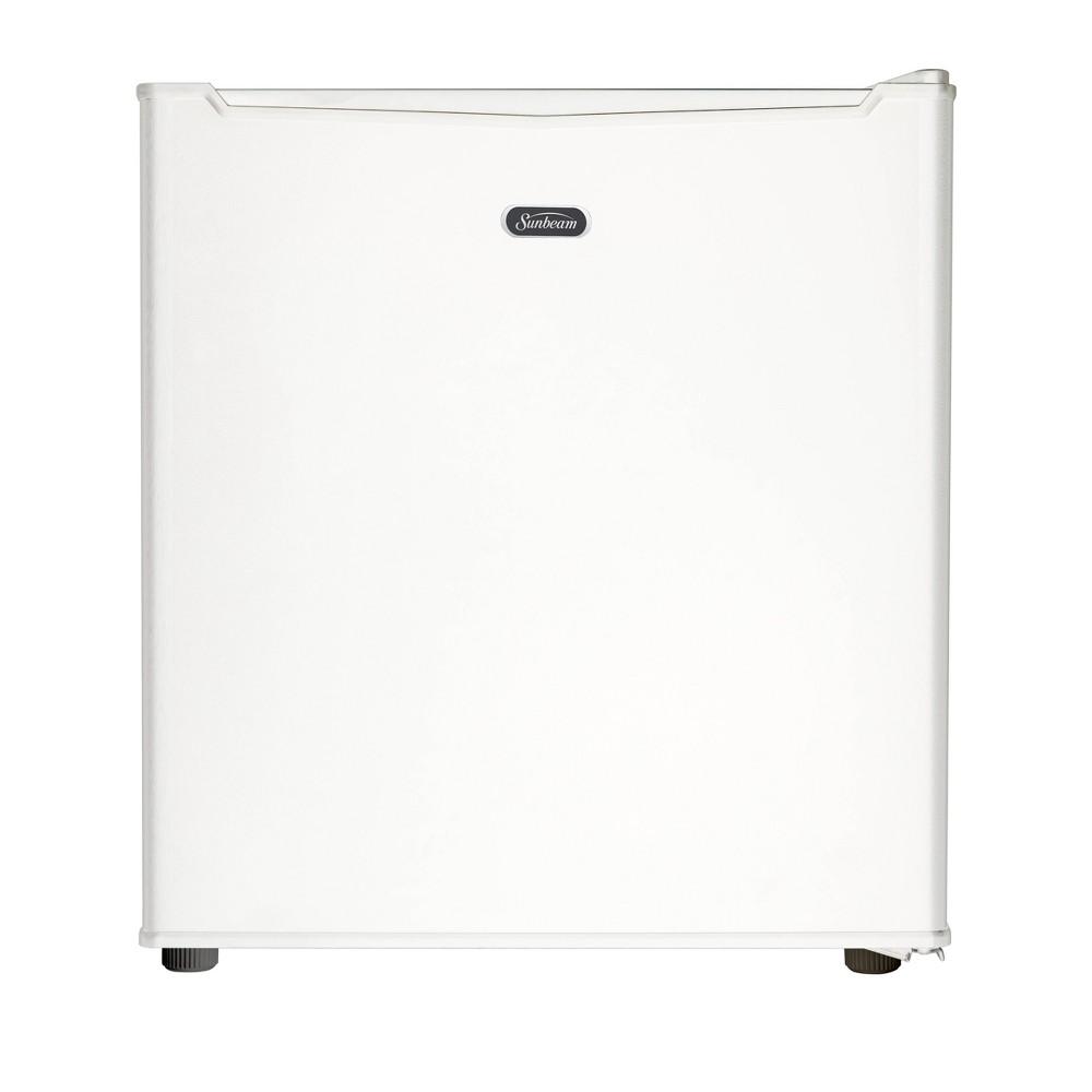 Image of Sunbeam 1.7 Cu. Ft. Mini Refrigerator - White BC-47
