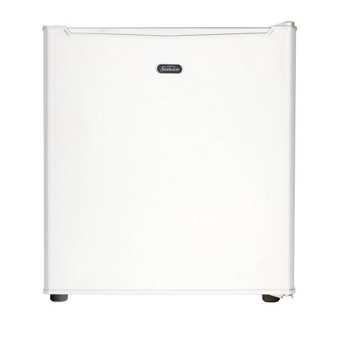 Sunbeam 1.7 Cu. Ft. Mini Refrigerator - White BC-47 - image 1 of 4
