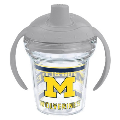NCAA Michigan Wolverines 6oz Sippy With Lid
