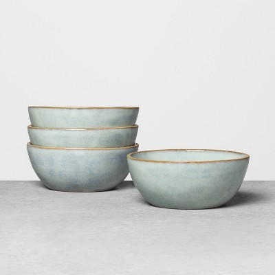 Stoneware Exposed Rim Cereal Bowl - Hearth & Hand™ with Magnolia