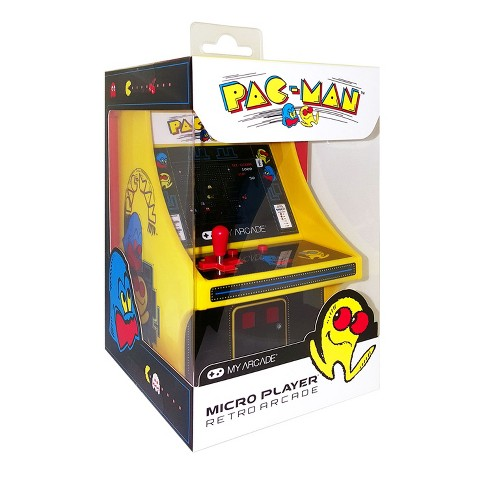 dreamGEAR Micro Player Retro Arcade - Pac-Man - image 1 of 1
