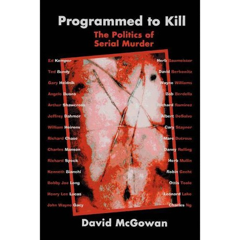 Programmed to Kill - by  David McGowan (Paperback) - image 1 of 1