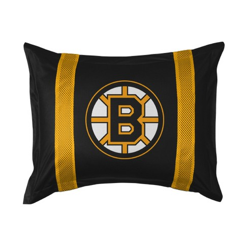 NHL Boston Bruins Pillow Sham - image 1 of 1