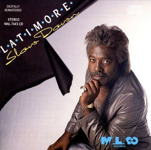 Latimore - Slow down (CD) - image 1 of 1