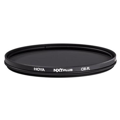 Hoya NXT Plus 49mm 10-Layer HMC Multi-Coated Circular Polarizer Lens Filter, Low-Profile Aluminum Frame - image 1 of 3