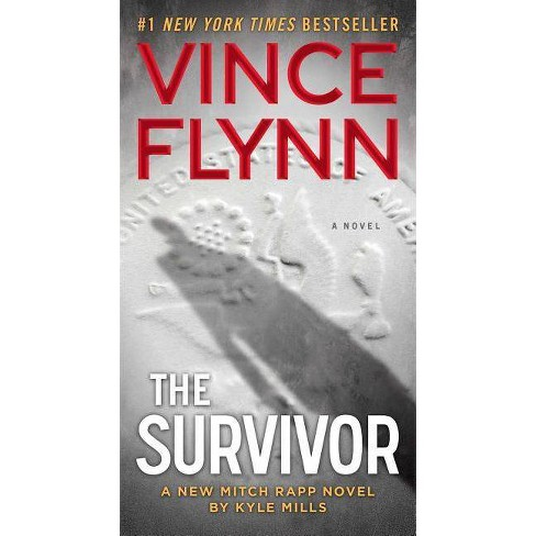 The Survivor ( Mitch Rapp) (Reprint) - by Vince Flynn (Paperback) - image 1 of 1
