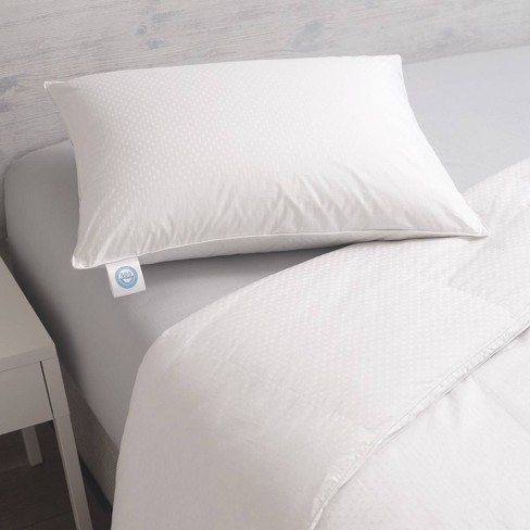Luxury White Goose Down Pillow - 600 Fill Power - image 1 of 4