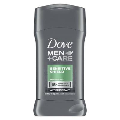 Deodorant: Dove Men+Care Antiperspirant & Deodorant Stick Sensitive Shield