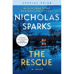 The Rescue - by Nicholas Sparks (Paperback)