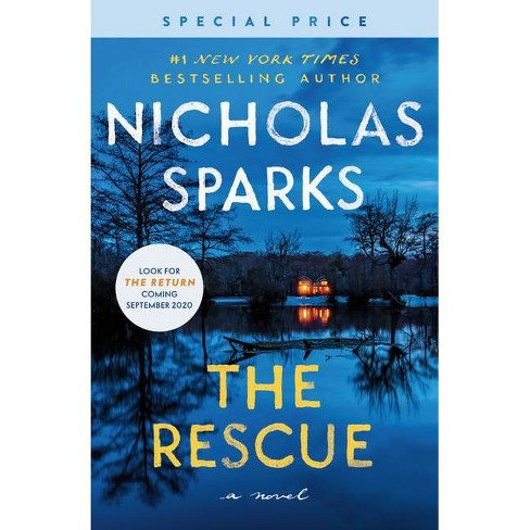 The Rescue - by Nicholas Sparks (Paperback) - image 1 of 1