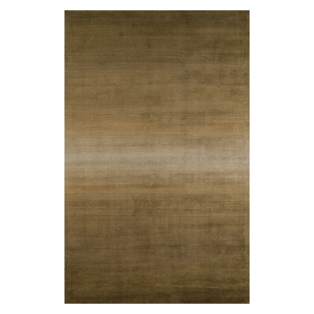 8'X11' Solid Tufted Area Rug Green - Momeni