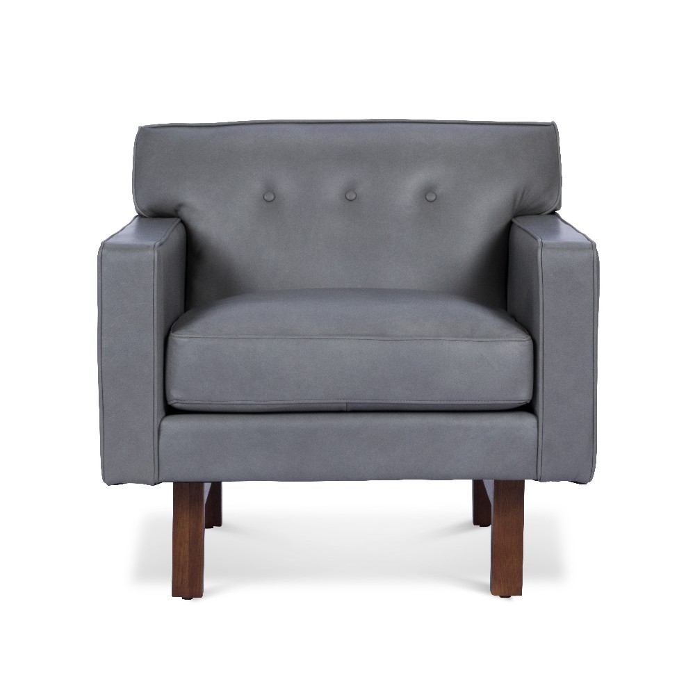 Rider Leather Chair, Accent Chairs Rider Leather Chair, Accent Chairs Gender: unisex. Pattern: Solid.
