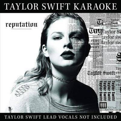 Taylor Swift - Taylor Swift Karaoke: reputation (CD+G & DVD)