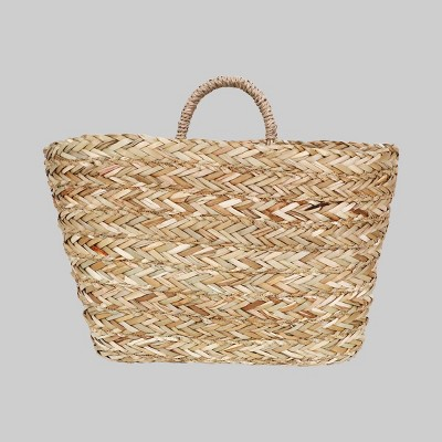 Woven Wall Hanging Plant Holder/Basket - Threshold™
