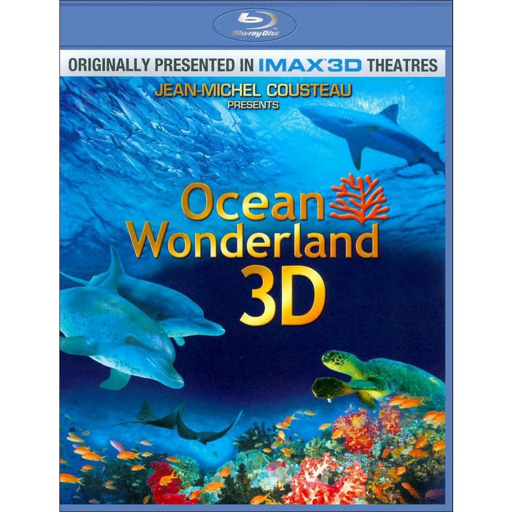 Ocean Wonderland 3d (Blu-ray)
