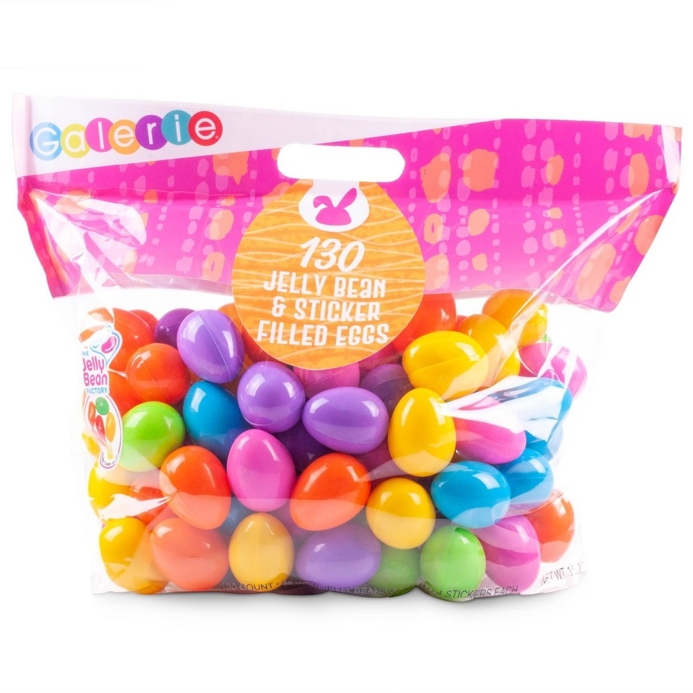 Galerie Easter Candy 38 Sticker Filled Eggs 15 2oz 130ct