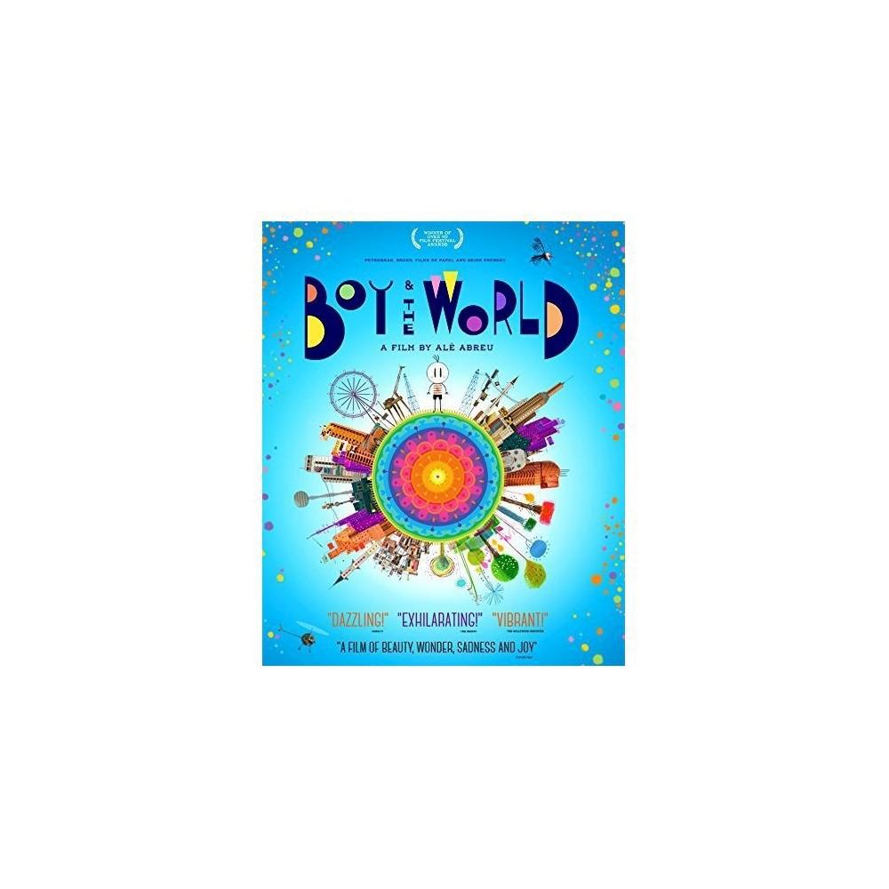 Boy & the World (Dvd), Movies Boy & the World (Dvd), Movies