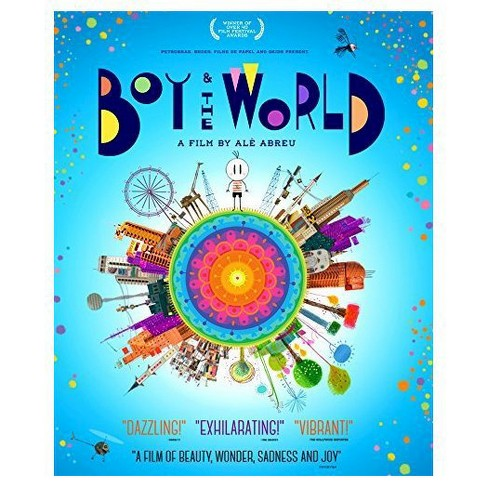 Boy & the World (DVD) - image 1 of 1