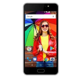 "Orbic Wonder 5.5"" GSM/CDMA LTE Android Smartphone (Unlocked) - Silver"
