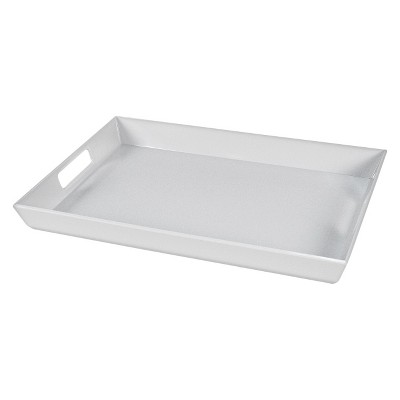 White Serving Tray 13.5 x19  - Room Essentials™