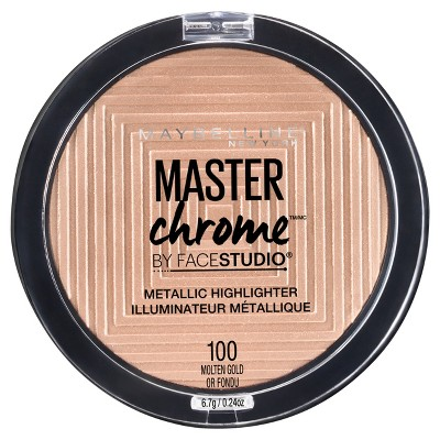 Maybelline Face Studio Master Chrome Metallic Highlighter