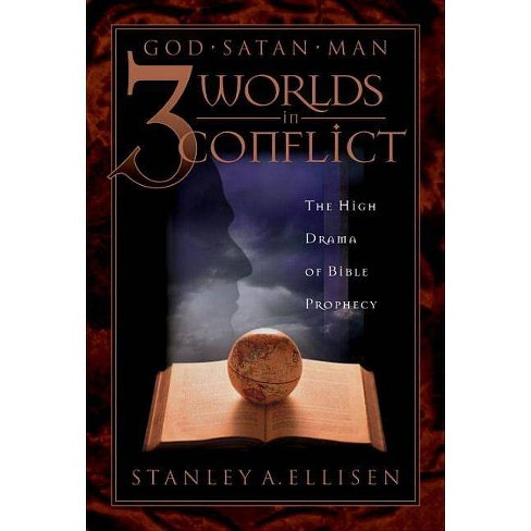 Three Worlds in Conflict - by  Stanley A Ellison (Paperback) - image 1 of 1