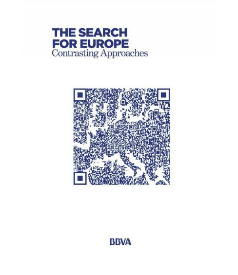 Search for Europe : Contrasting Approaches (Paperback) - image 1 of 1