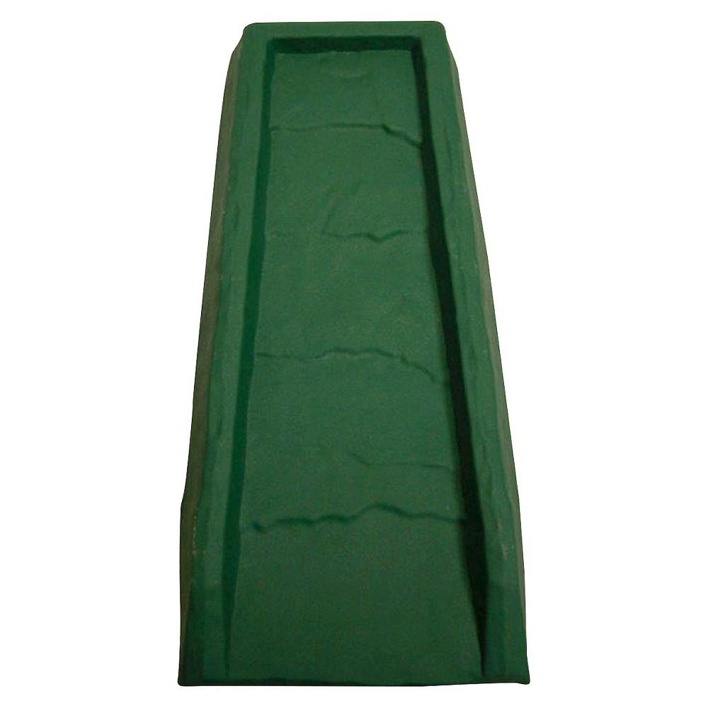2 Pack Splash Block - Green - Master Mark Plastics