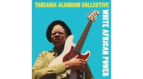 Tanzania Albinism Co - White African Power (CD) - image 1 of 1