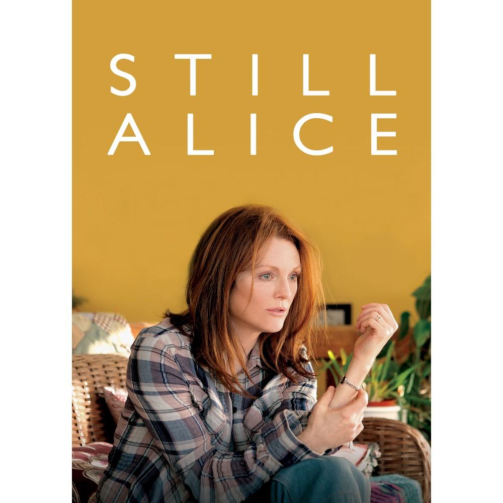 Still Alice (Includes Digital Copy) (UltraViolet) (dvd_video)
